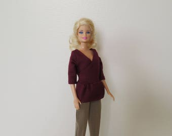 Barbie Casual Work Outfit