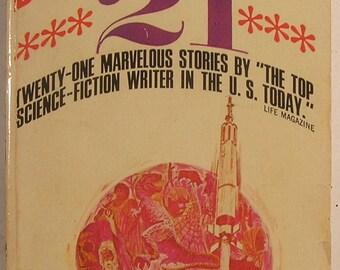 Ray Bradbury - 21 Stories - The Machineries of Joy by Ray Bradbury - 21 Stories of the Marvelous / Story Collection / Fantasy Fiction