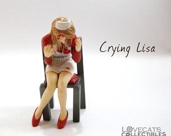 Crying Lisa