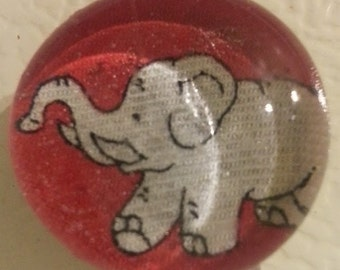 Elephant Magnets, set of 3