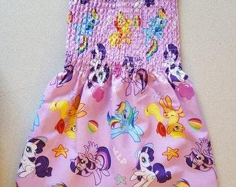 Girl's Spring/ Summer My Little Pony Dress