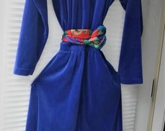 1x royal blue jumpsuit size 1x plus size