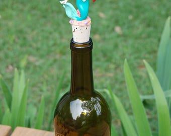 Ariel Wine Bottle Stopper Disney The Little Mermaid