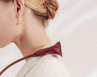 Small Pera Earrings
