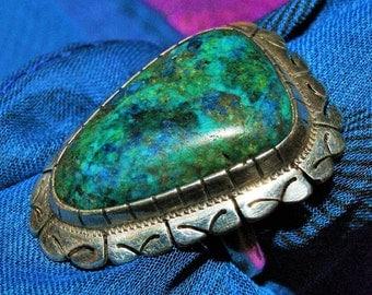 CHEROKEE VINTAGE RING Sterling c1980