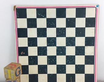 Vintage Checkerboard