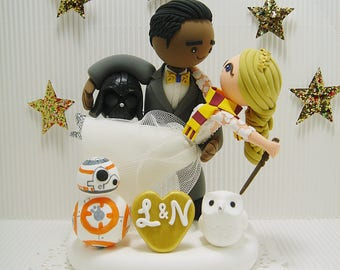 harry potter star wars wedding cake topper avid hikers customized wedding cake topper 15100