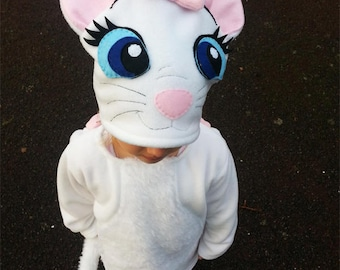 Marie The Cat Costume For Kids