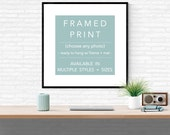 Framed Art Prints, FREE SHIPPING, Framed Photography Print, ready to hang art, large wall art fine art photography framed photos,