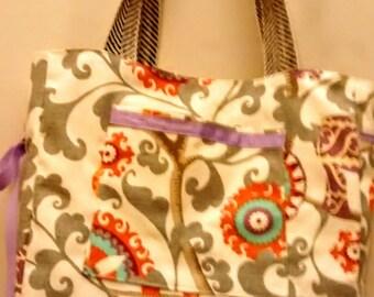 multi function bag/diaper bag
