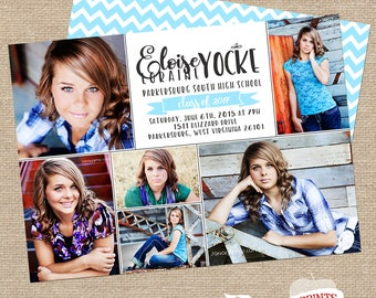 Eloise Graduation Announcement