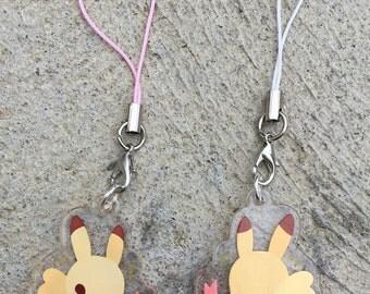 Pikachu Pokemon Charm