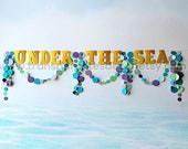 Under the Sea party decor...