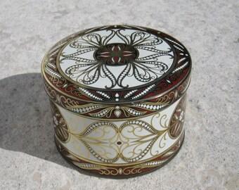 Daher Decorated Ware Tin