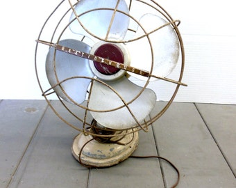 """Westinghouse Fan Shabby Chic 10"""" Taupe"""