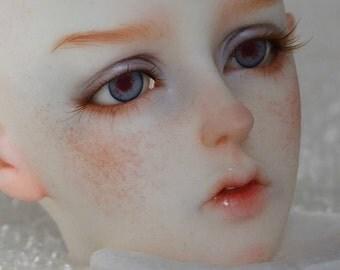 Custom face up Soom MD Sinderella - The Fairy OOAK BJD head