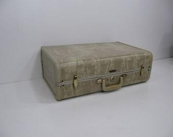 White Suitcase Etsy