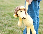 Stuffed Lion - Yellow Lion - Lion Stuffed Animal - Plush Lion - Stuffed Animal Lion - Plush Animal Lion - Baby Gift - Christmas Baby Gift