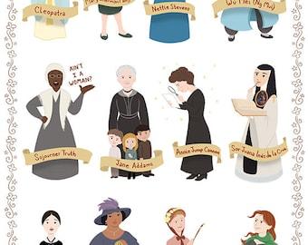 Women in History III
