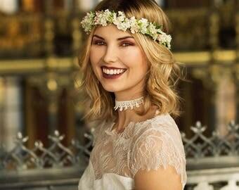 Flowercrown wedding