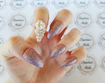 Summer Vibes Press On Nails