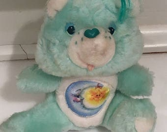 Bedtime Bear Small Care Bear