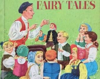 Hans Christian Andersen's Fairy Tales Wonder Book