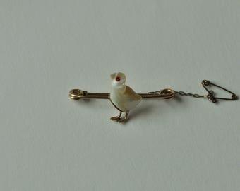 An Edwardian Pin Brooch