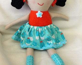 Mimi soft doll
