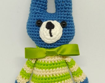 Amigurumi kawaii bunny rabbit - READY TO SHIP -