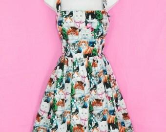 Cute Kitty Cat dress.
