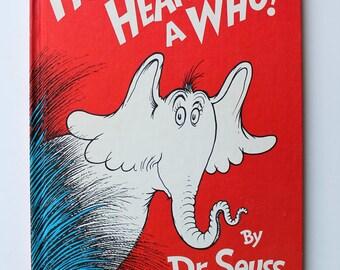 Dr. Seuss Horton Hears a Who! 1954