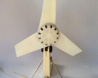 Vintage ''ORBITA 3'' Electric Fan Made In The USSR.
