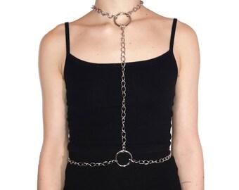 O ring body chain