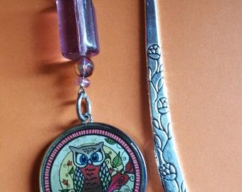 Wise Owl Bookmark