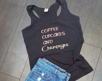 brunch tank top, tank tops, cute tank tops, tank tops for women, shirts with sayings, funny tank top, cute tees, tops and tees, t-shirts,