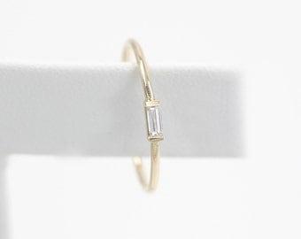 Diamond Band, Platinum Band, Platinum Diamond Ring, 14k Wedding Band, Wedding Ring, Engagement Ring, Engagement Band, Baguette Diamond Band