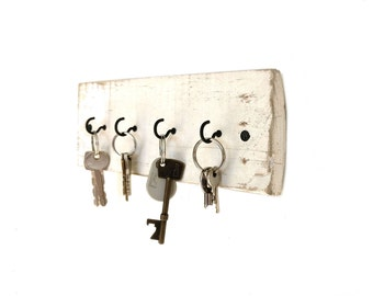 shabby chic key holder key hanger key hook rack key rack key hooks wood wall