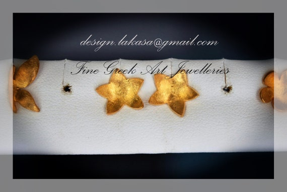 Stars Stud Earrings Sterling Silver Gold plated Pearls Jewellery Lakasa gifts for her birthday Christmas bestideas girlfriend anniversary