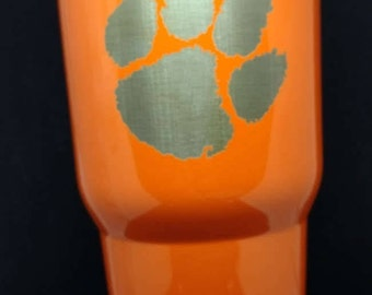 Clemson Tiger Paw Cup