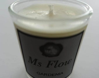 Ms Flow Gardenia Candle