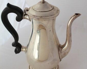 Sterling Silver Paul Revere Coffee Pot