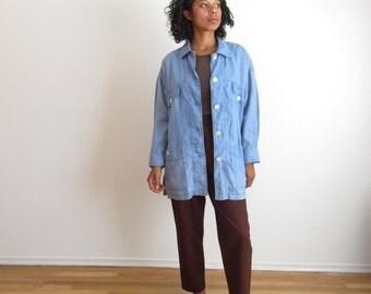 Linen jacket 90s