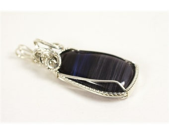 Leland Bluestone / Leland Bluestone Jewelry / Purple Leland Bluestone