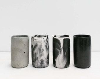 Large Concrete Vessel / Concrete Vase