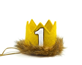 Max Crown || Where the Wild Things Are Birthday Crown || Max Birthday Crown || Birthday Crown || Wild One