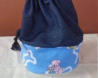 Pet Treat and Travel Pouch