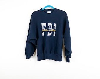 FBI National Academy 90's Sweatshirt