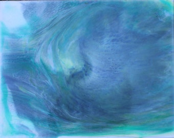 Liquid Ice Print