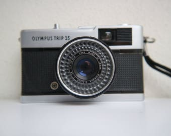 Vintage Olympus Trip 35